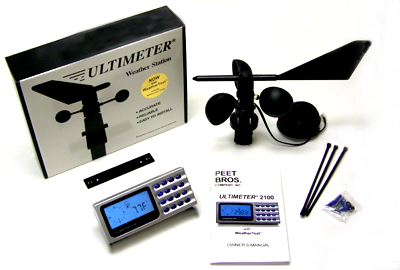 ULTIMETER 2100 PRO Upgrade Kit