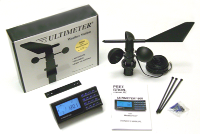 ULTIMETER 800 PRO Upgrade Kit