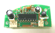 Pro Rain Gauge Circuit Board Assembly