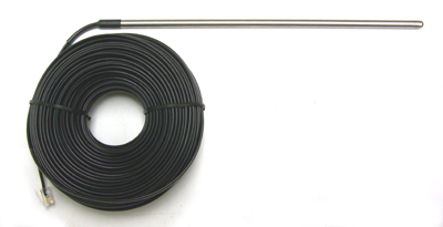 Stainless Steel Soil Temperature Probe