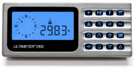 ULTIMETER 2100 Weather Station
