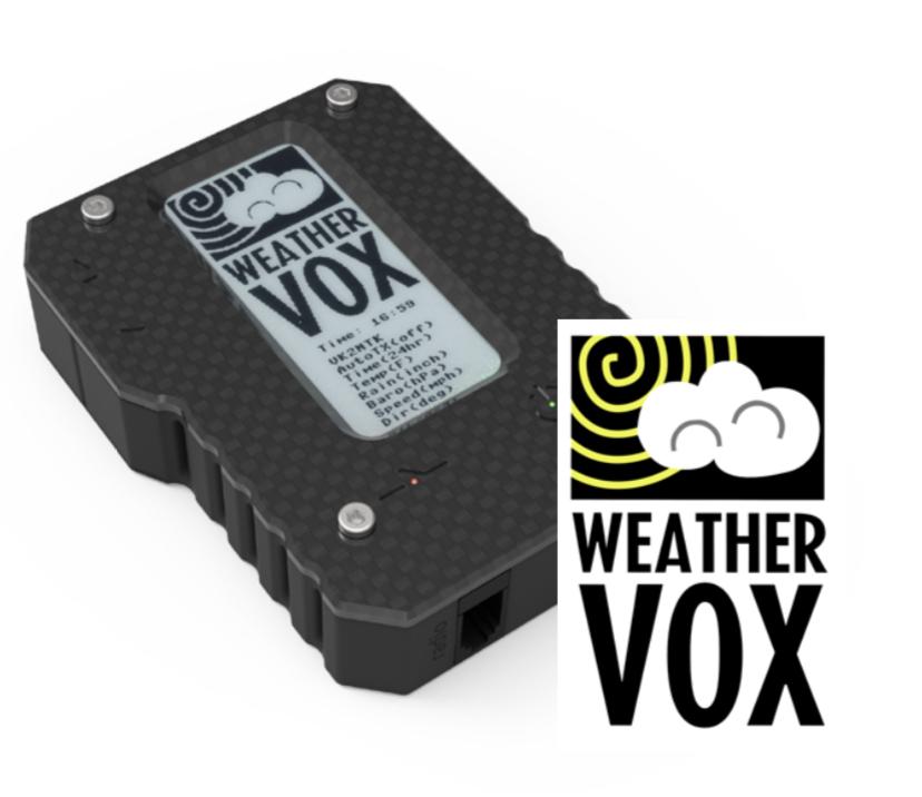 WeatherVox V2i