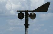 Anemometer/Wind Vane, PRO