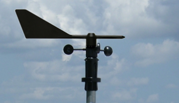 Anemometer/Wind Vane, Standard, for Unimount