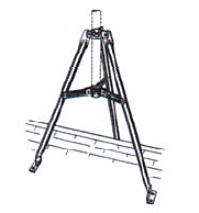 Tripod for Mast, 5-ft.