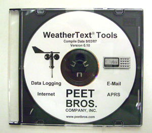 WeatherText Tools Software Upgrade (Download)