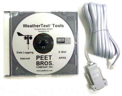 WeatherText Tools Data Logger Kit